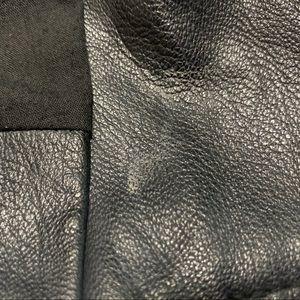 Blank NYC Jackets & Coats - BLANK NYC Faux Leather Crop Moto Jacket XS